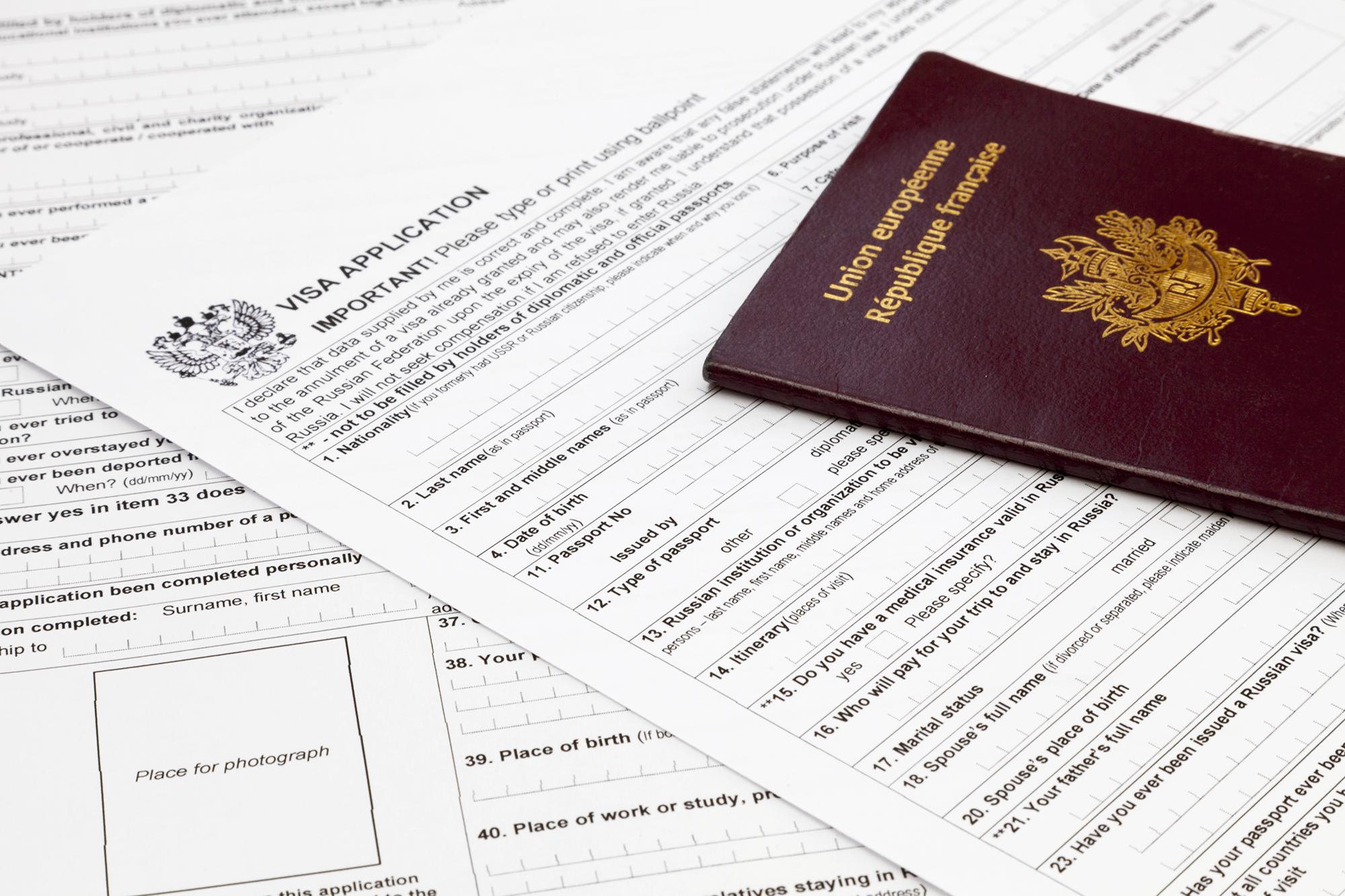 Tout savoir du visa pour la Russie